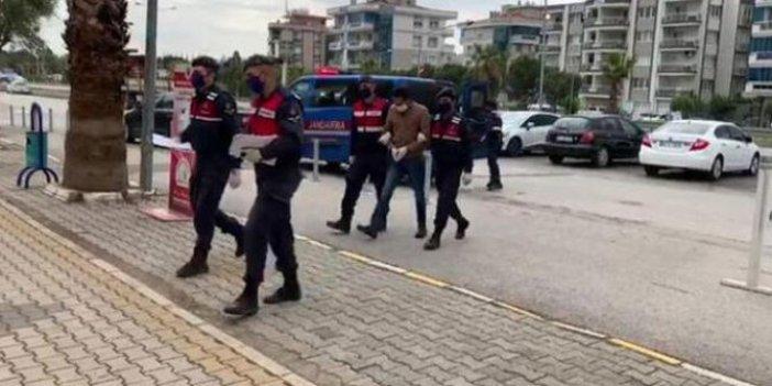 9 Yıldır aranan suç makinesi, İzmir'de yakalandı