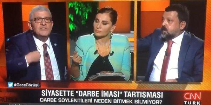 O iddialar Müsavat Dervişoğlu'nu kızdırdı! Çok sert cevap geldi