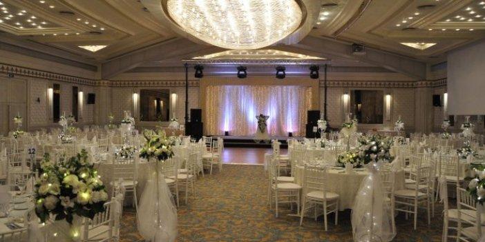 Düğün salonlarının açılacağı tarih belli oldu. Düğün salonları ne zaman açılacak? İşte düğün salonlarının açılma tarihi