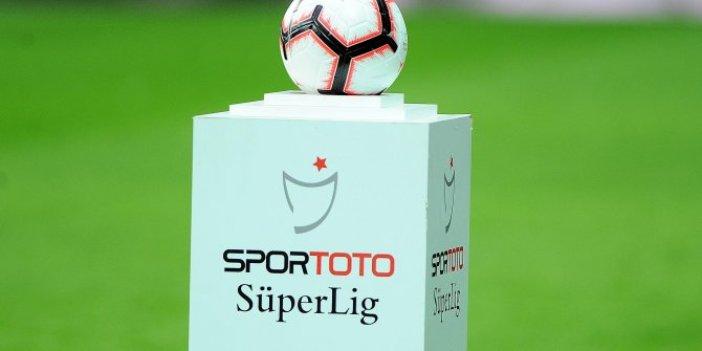 Son dakika: Süper Lig'in başlama tarihi değişiyor! Süper Lig ne zaman başlayacak?