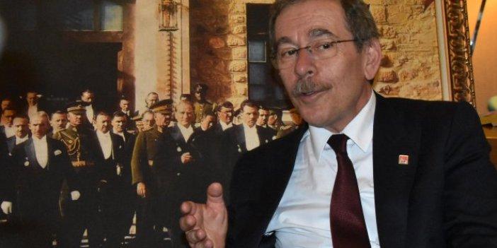CHP'li Abdüllatif Şener: Ak Parti'nin oyları hiç bu kadar düşmedi