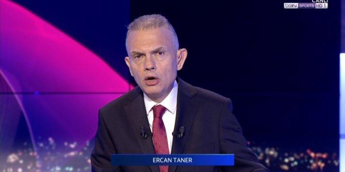 Ünlü spiker Ercan Taner, beIN Sports ile yollarını ayırdı
