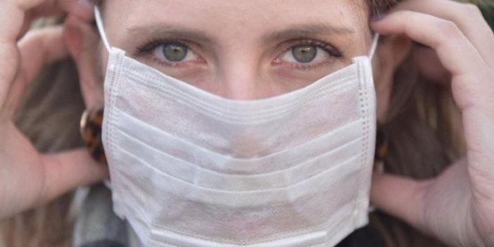 O ilde maskesiz sokağa çıkmak yasaklandı