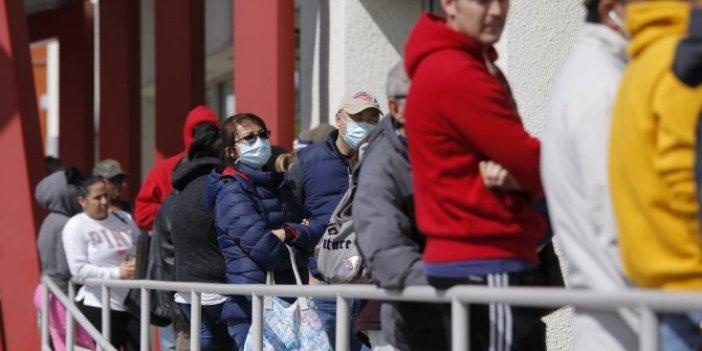 Korona virüs dünya devini vurdu, 'Büyük Buhran'dan bu yana yaşanan en büyük kriz