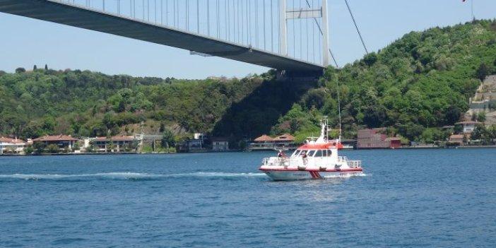 Öldürmeyen Allah öldürmüyor: Boğaz köprüsünden atladı, yüzmeye başladı!
