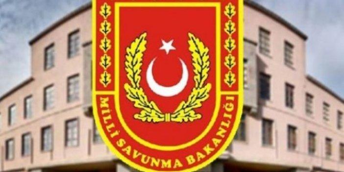 MSB: Terör örgütü PKK'ya ait mühimmat ve yaşam malzemeleri imha edildi
