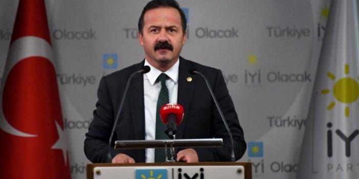 İYİ Parti'den HDP'li Sırrı Süreyya Önder'in iddiasına çok sert cevap