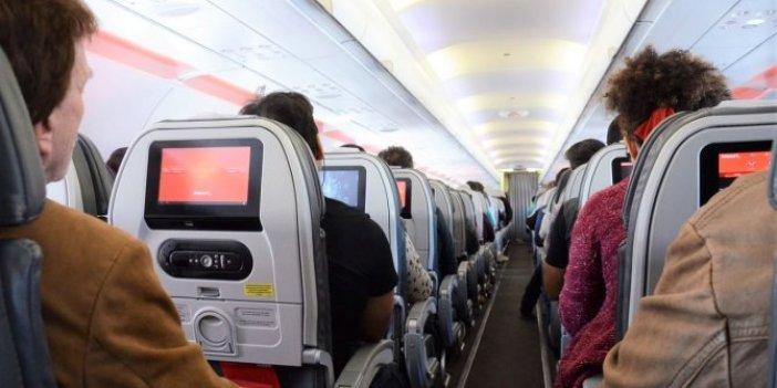 Uçakta rahatsızlanan yolcu hayatını kaybetti
