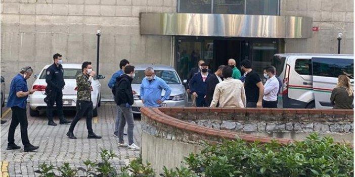 İstanbul'daki lüks rezidansta intihar