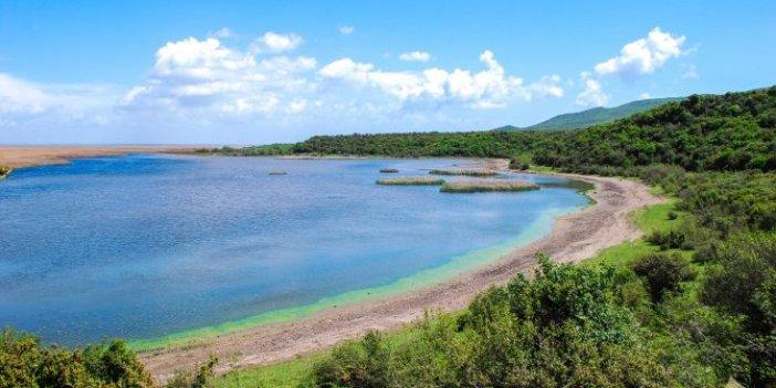 CHP'li Gürer: Gala Gölü ranta açılıyor