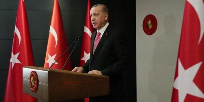 Erdoğan'dan CHP'li belediyelere teşekkür