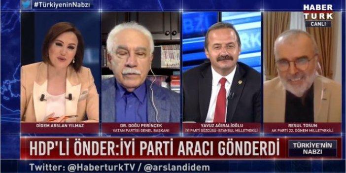İYİ Partili Ağıralioğlu: Bizim içimizde HDP ile görüşecek bir alçak yoktur