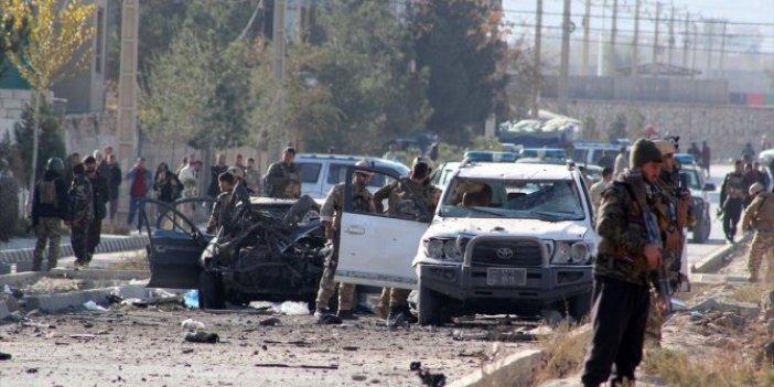 Cenaze törenine bombalı saldırı