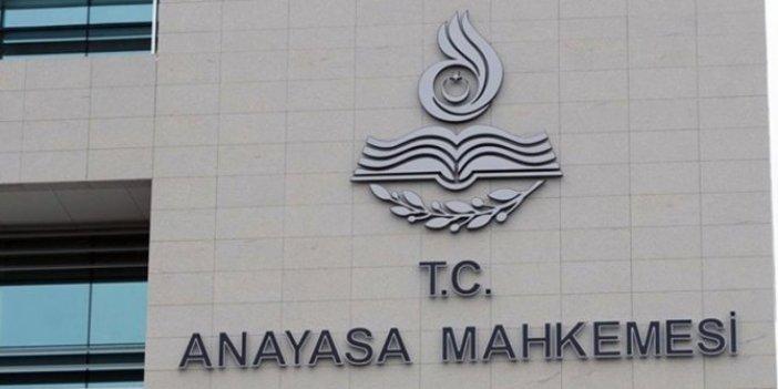 Anayasa Mahkemesi'nden ÇED davaları için örnek karar