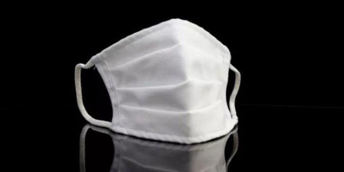 Bakan duyurdu, maskeler için önemli karar