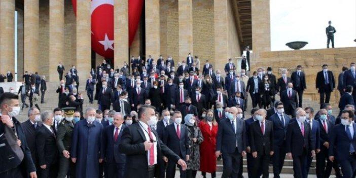 Bakan Kasapoğlu'ndan 19 Mayıs programı: Heyet Anıtkabir'de kutlamalar ise...