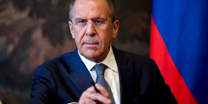 Lavrov'dan endişe yaratan ABD çıkışı: Nükleer çatışma riski arttı
