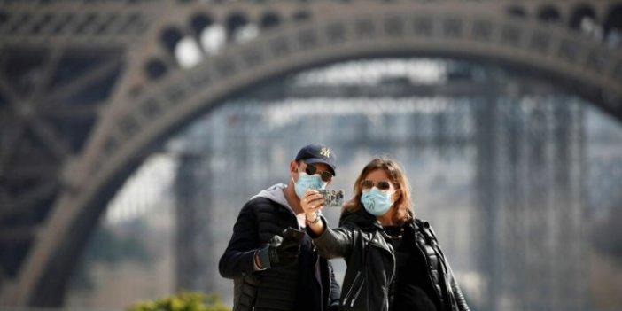 Fransa'da ölü sayısı 27 bini geçti