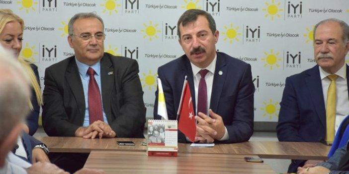 İYİ Partili Hasan Toktaş'tan çok konuşulacak iddia: Hazine ve TSK'ya ait arazi, Varlık Fonu'na devredildi
