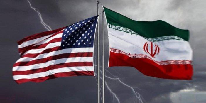 ABD'den İran'a tehdit!