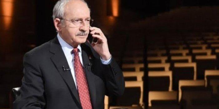 Kılıçdaroğlu'ndan Beşiktaş Başkanı Ahmet Nur Çebi'ye telefon: TFF bu karardan acilen dönmeli!