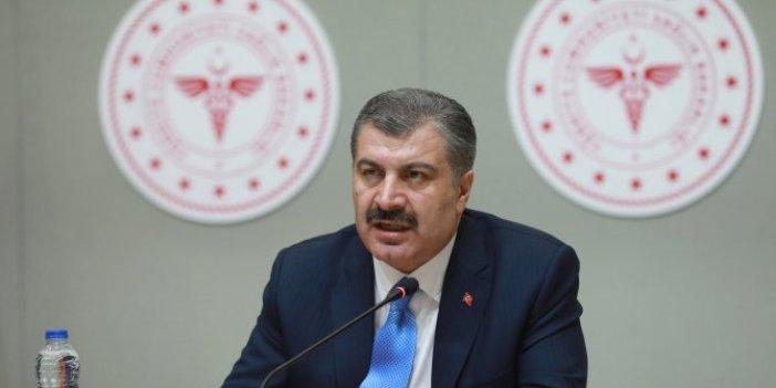 Bilim Kurulu toplantısı sona erdi: Sağlık Bakanı Fahrettin Koca konuştu
