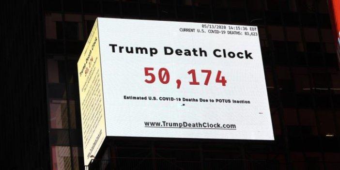 Trump'ın ölüm sayacı