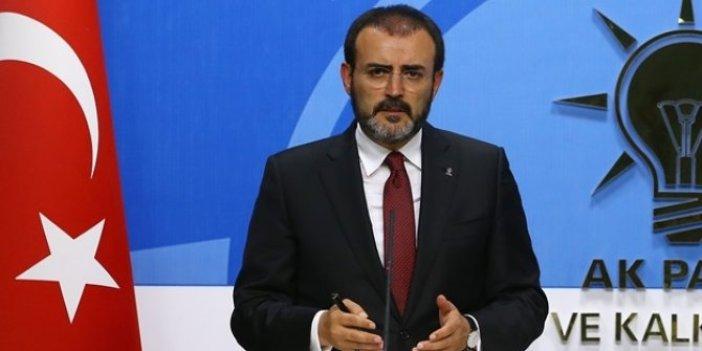 AKP'li Mahir Ünal'dan Canan Kaftancıoğlu'na destek açıklaması