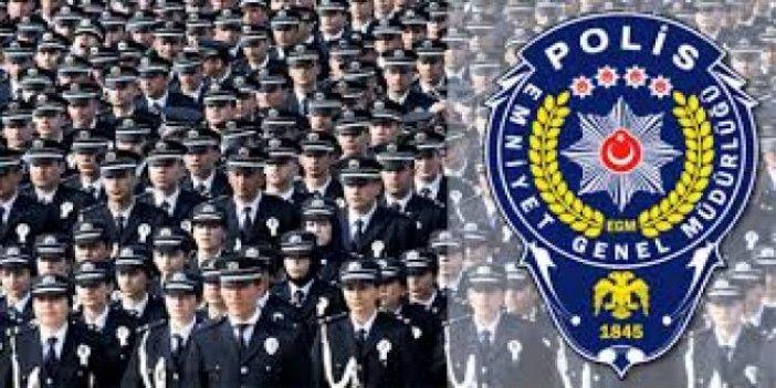 Emniyet'te 21 bin 16 polisin atama işlemi gerçekleştirildi