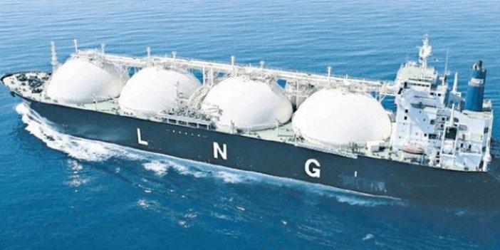 'Fransız Total, Rus Yamal LNG tesisinden aldığı LNG'yi Botaş'a sattı'