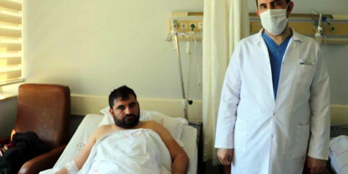 Van'daki saldırıda yaralanan belediye personeli: Arkadan saldırdılar