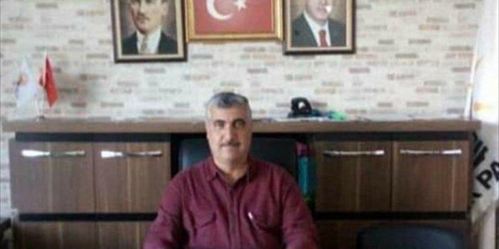 AKP'li meclis üyesi silahlı saldırıda hayatını kaybetti