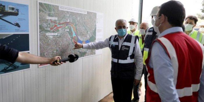 Ekrem İmamoğlu açıkladı: İstanbullulara 'Haliç' müjdesi