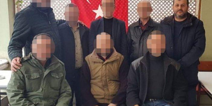 Toplu tecavüz listesi yayınlamıştı, cami derneği başkanı çıktı