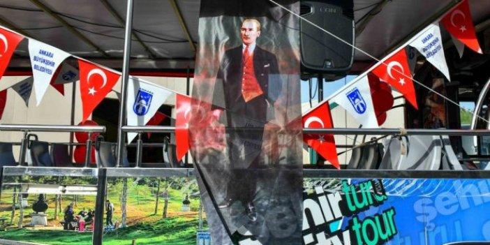 Ankara Büyükşehir Belediyesi, 19 Mayıs coşkusunu evlere taşıyor
