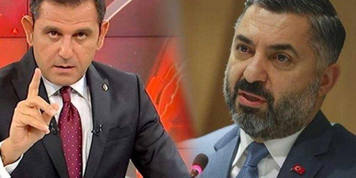 Fatih Portakal'dan RTÜK Başkanı Ebubekir Şahin'e flaş davet