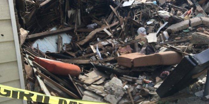 2 ay önce yangın çıkmıştı: Enkazın arasında buldukları şok etti