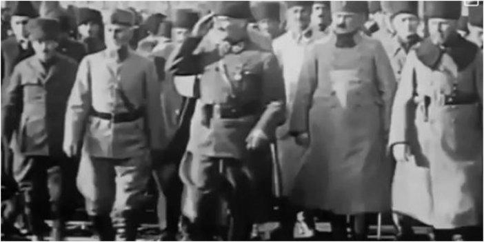 Şarkıcı Ege'den muhteşem Atatürk şarkısı