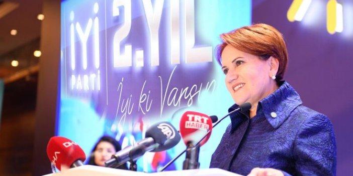 Meral Akşener'den 19 Mayıs mesajı