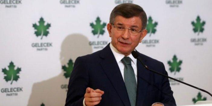 Ahmet Davutoğlu'ndan Bahçeli'nin o teklifine sert tepki!