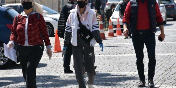 İzmir'e maske takma zorunluluğu