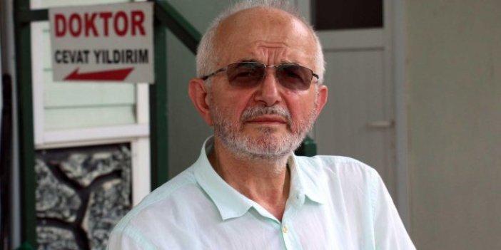 Adil Öksüz'ün kayınpederi koronadan öldü