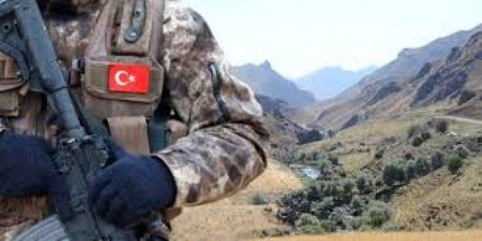 4'ü Gri listedeki 10 terörist aynı yerde öldürüldü