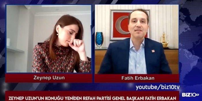 Fatih Erbakan'dan 15 yaşındaki kız çocukları için akıl almaz sözler!