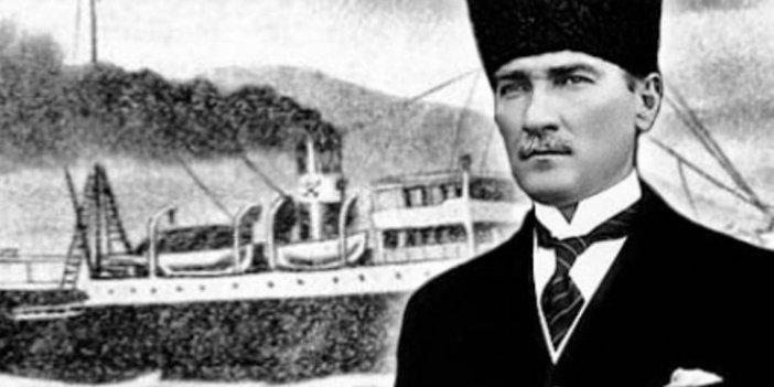 Atatürk, Bandırma Vapuru'na binmeden bir gün önce annesi ile nasıl helalleşti?