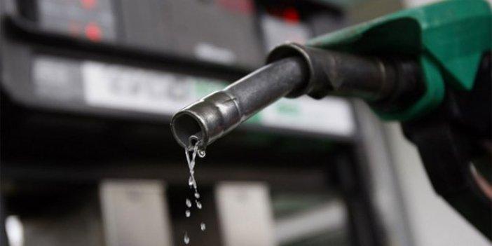 Benzin ve motorine yine yeniden zam