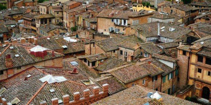 1 dolara İtalya'da ev sahibi oldular: Korona planları bozdu