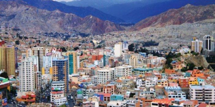Bolivya'da Sağlık Bakanı gözaltına alındı