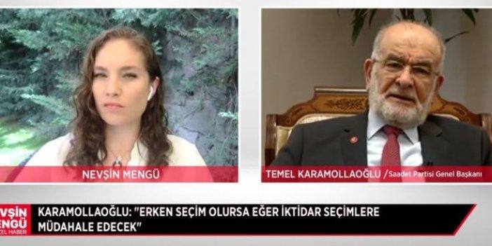 Temel Karamollaoğlu'ndan çok konuşulacak iddia: Seçimlere müdahale edilecek