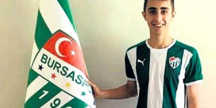 Gidişi olay olan Bursasporlu Yiğit Şengil'e Beşiktaş sahip çıktı